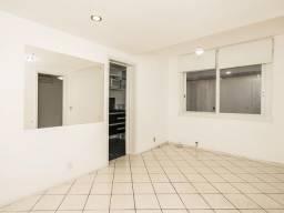 Apartamento à venda com 1 dormitórios em Floresta, Porto alegre cod:177400