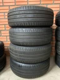 Pneus Michelin Aro 17. 215 55, aro 17