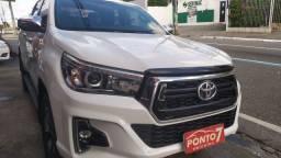 Toyota Hilux CD 2019 SRX TOP DE LINHA