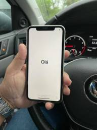 iPhone 11 64gb branco completo na garantia
