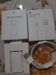 Kit Carregador para IPhone Original Apple