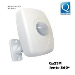 Sensor de Presença ( Acende e Apaga Luz) Inteligente 360º Qa 23M Original Qualitronix