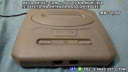 Mega drive 3 leia descrição