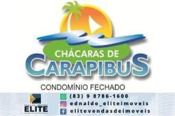 Lote a venda no Condomínio Chácaras de Carapibus
