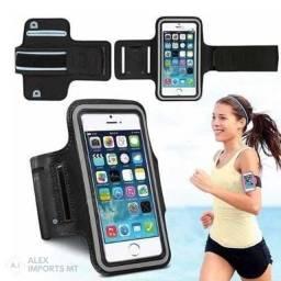braçadeira para celular esporte , corrida academia essencial