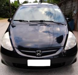 Honda Fit 1.4 LXL Automático 2007 - Aceito Troca