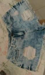 Short jeans POOL ORIGINAL