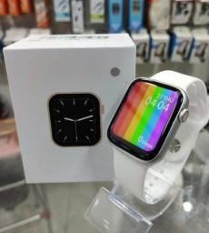 Smartwatch iwo 12 original com 2 pulseiras