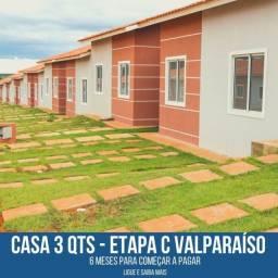 Casa em Condominio Etapa C - Lazer completo 2 qts