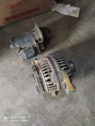Motor de Arranque e Alternador Astra