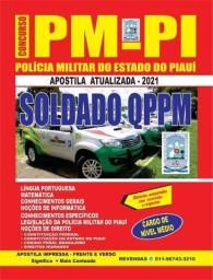 Apostila Concurso  PM - PI 2021