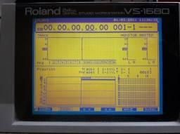 Mesa de som digital Roland