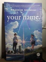 Your Name light novel