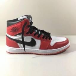 Nike Air Jordan 1 Chicago 3x Sem Juros!