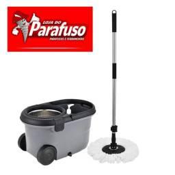 Esfregão Mop Move Cabo 1,60m com Refis