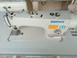 Reta Industrial Direct Drive Máquina de Costura