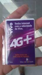 Internet 4g e 3g ilimitado .