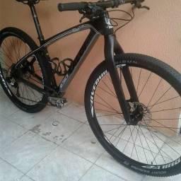Vendo bike Caloi Carbon Sport Tam. 17. (USADA)