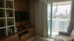 Excelente apt para alugar em Tambaú com 3 quartos com móveis projetados