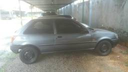 Fiesta 95 bom de mecânica, elétricas. lata, docs, pintura, interior, por $ 3.900.00 - 1995
