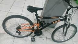Bicicleta Caloi CRT aro 26 com amortecedor