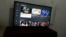 Tv 43 pol LG smart wi-fi