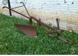 Arado antigo para enfeitar galpões jardins sitios