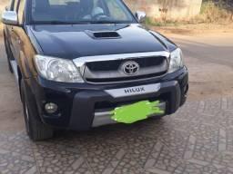 Vendo Hilux diesel automática - 2009
