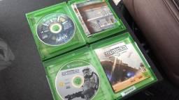 2 jogos xbox one original