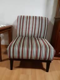 Poltronas (cadeiras) p/ sala de estar