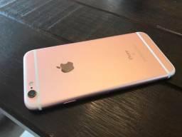IPhone 6s rosé impecavel