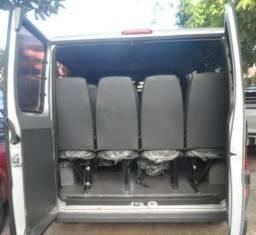 Fiat Ducato Minibus Prata Diesel - 2014