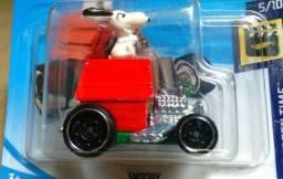 Hot Wheels - Snoopy - Lacrado