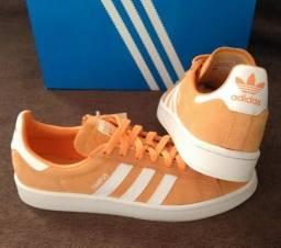fce2f84e99 Tênis Adidas Originals Campus Tam 39