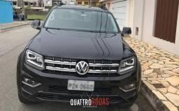 VW Amarok Highline 2017 TOP único dono apenas 31milkm - 2017