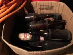 Vendo casco de cerveja
