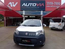 FIAT UNO 2011/2012 1.4 EVO WAY 8V FLEX 4P MANUAL - 2012