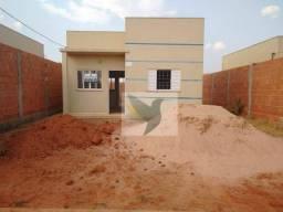 Casa com 2 dormitórios para alugar, 44 m² por r$ 600/mês - paiaguas i
