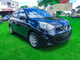 NISSAN MARCH 1.0  S 12V FLEX 4P MANUAL 2017 - 2017