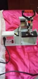 Maquina para estampar canecas