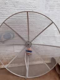Vendo antena parabólica