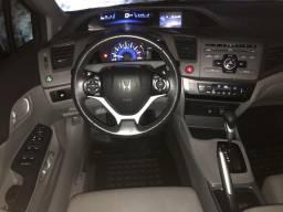 Honda Civic LXL 1.8 automático - 2012