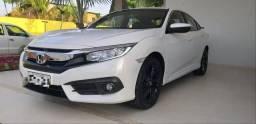 Honda Civic 2017 EXL em estado de zero - 2017