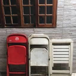 7 Cadeiras de bar