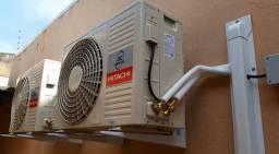 Ar Condicionado Manutenção, Instalação e Limpeza