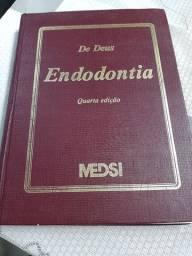 Livro usado de odontologia