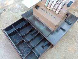 Antiga Caixa Registradora