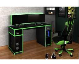 Mesa Escrivaninha Oficial Gamer XP = Frete grátis ultimas unidades