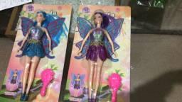 Barbie fada nova
