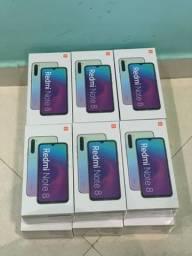Celular lacrado xiaomi redmi 8 4 gb/ram 64 gb/memória